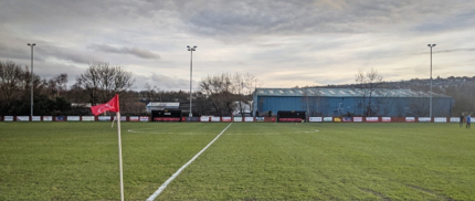 Dronfield Town v Hallam FC