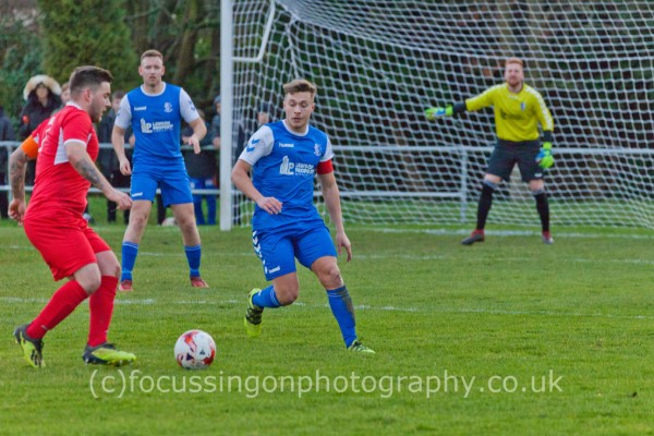 Hallam FC v Worsbrough Athletic 5
